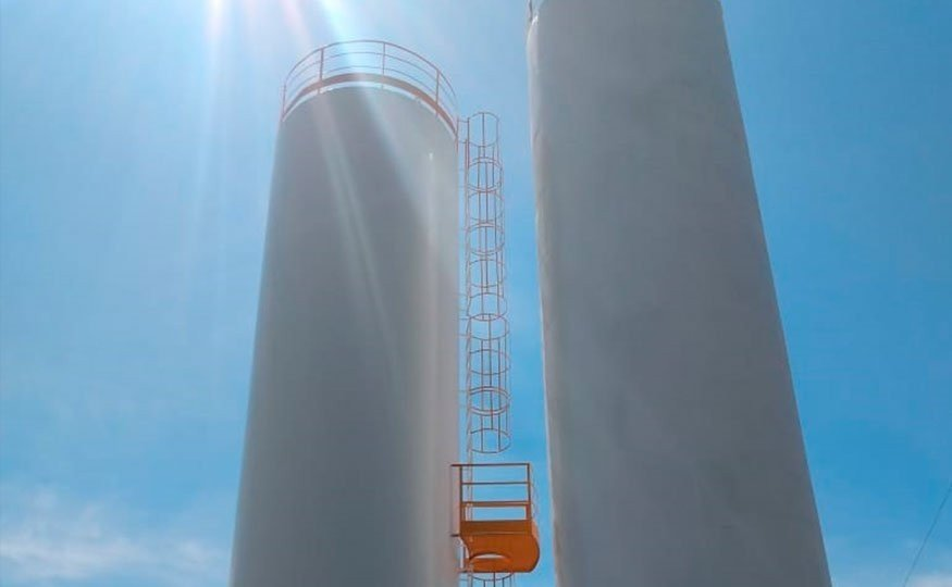 A Torre para Caixa d Água é formada a partir do aço carbono. Saiba mais detalhes sobre o produto