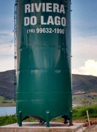 Reservatório Vertical com Fundo Cônico